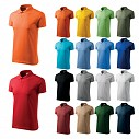 Tricouri promotionale unisex, cu guler polo si 18 culori disponibile - AD202