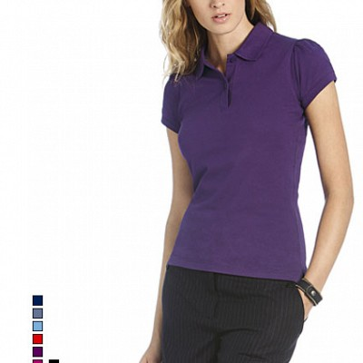 tricouri polo promotionale de damei Heavymill Women PW460